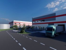 Urbano Cluj Vest - parc logistic, parc industrial Gilau Cluj